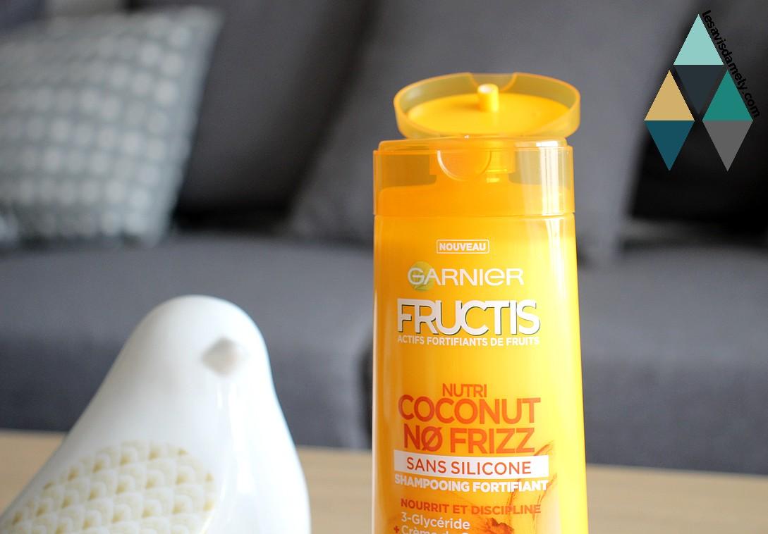 shampoing nourrissant cheveux secs anti frisottis