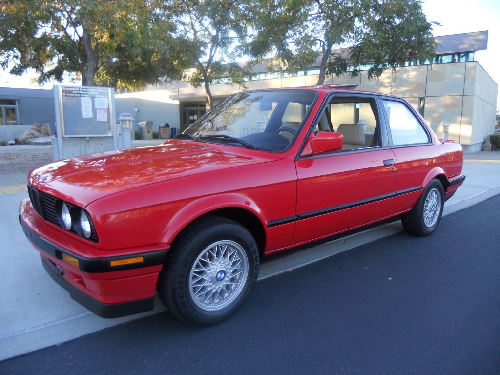 1991 BMW 318is (E30) – $5800 (San Diego) – Groosh's Garage