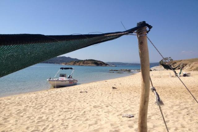 Drenia islands - Ouranoupoli - Greece - near Mont Athos