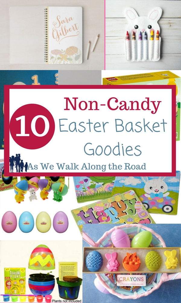 Non-candy Easter gifts
