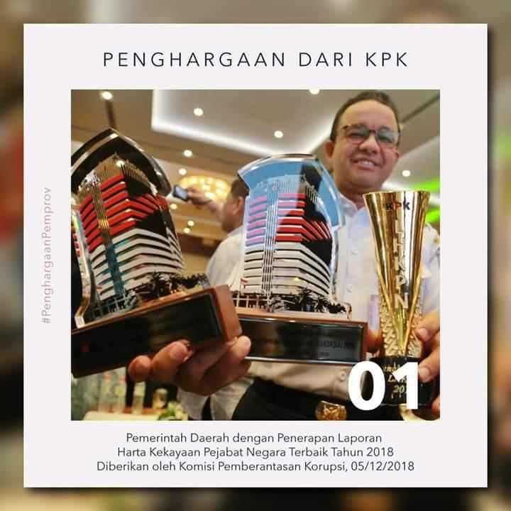 Media Nasional Bungkam, Ini 22 Penghargaan yang Diterima Anies Baswedan