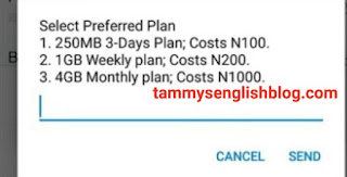 How to Enjoy MTN DealZone data plans (4GB for N1,000, 1GB for N200 and 250MB for N100)