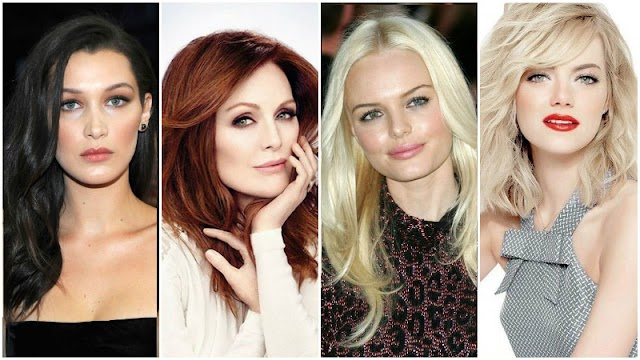 Hair Color Getting The Shade That Best Suits You.