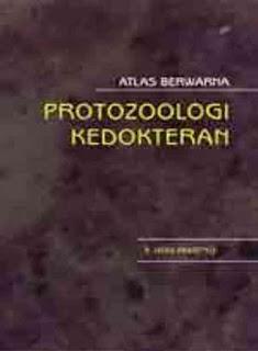 ATLAS BERWARNA PROTOZOOLOGI KEDOKTERAN