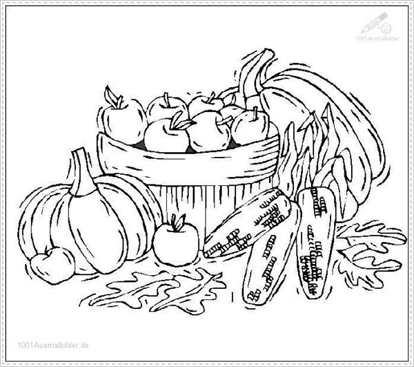 Ausmalbilder Herbst Pinterest Pin Ausmalbilder