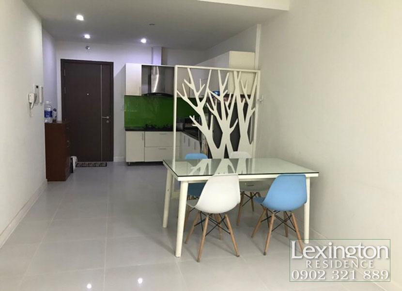 Lexington cho thuê giá rẻ căn hộ 2 phòng ngủ tầng 7 Block LC