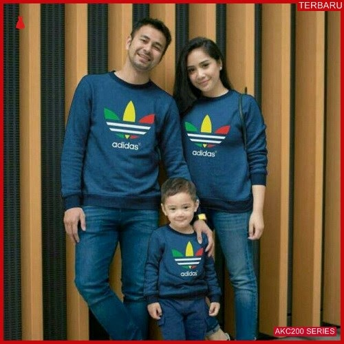 AKC200S46 Sweater Couple Adidas Anak 200S46 Keluarga Vi BMGShop
