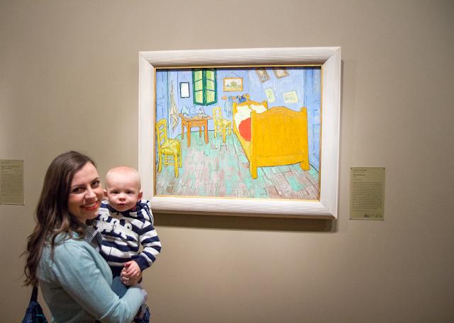 The Art Institute of Chicago Van Gogh
