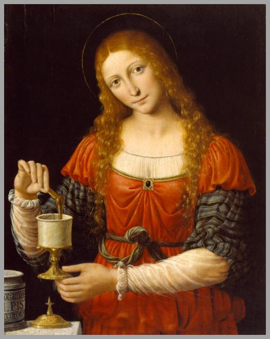 Symbols Of Mary Magdalene S T R A V A G A N Z A