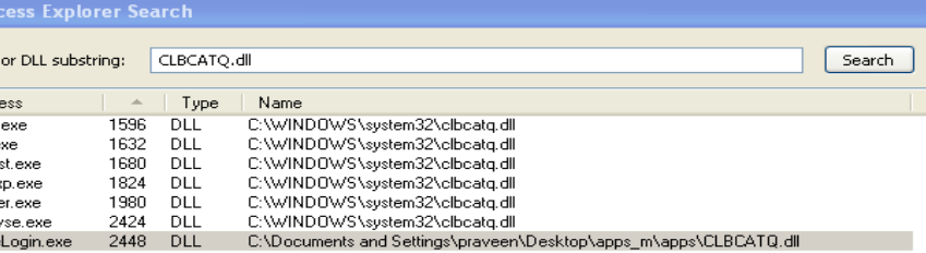 Security Unplugged !!!: Finding and Exploiting DLL Injection