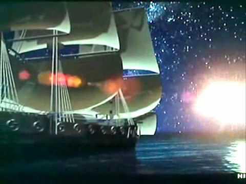 En sus notas de viaje, Colón describió como una bola de fuego impactó con el mar.
