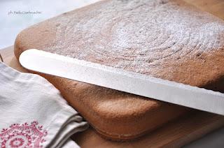 torta con albumi