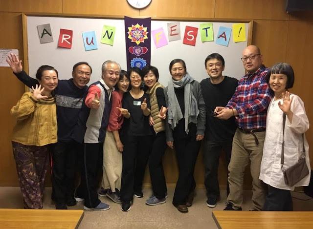 実行委員のメンバーの写真