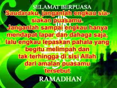 Ramadhan kali ni