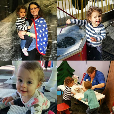 Family fun at the Creative Discovery Museum in Chattanooga