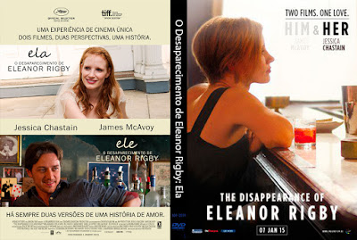 O Desaparecimento de Eleanor Rigby: Ela (The Disappearance of Eleanor Rigby: Her) DVD Capa