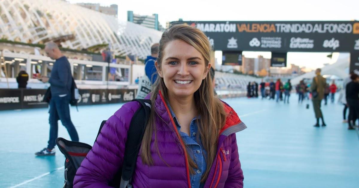 Valencia Marathon 2018 Review  | Katie Jane Online