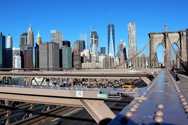 En perfekt dag i New York och vinnaren i tävlingen om Uppy