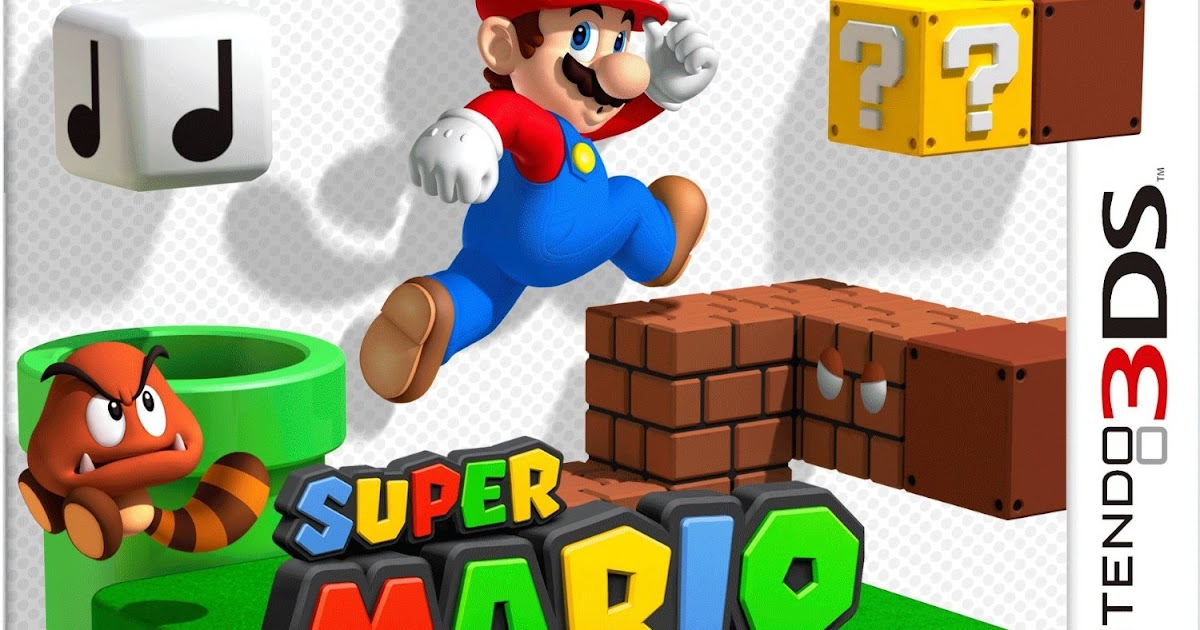 Super Mario 3D Land | Download 3DS CIAs
