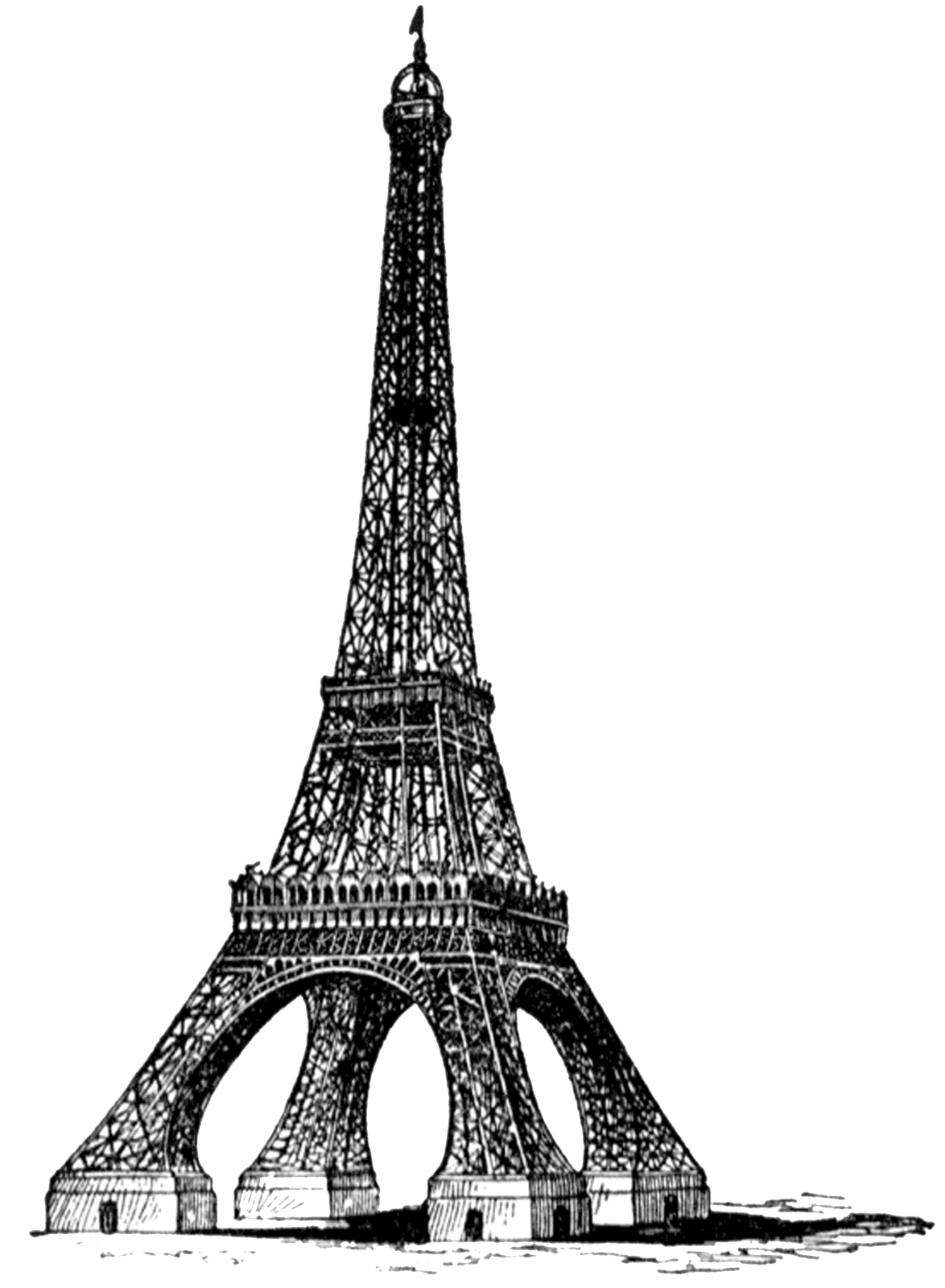 Eiffel Tower On Pinterest Eiffel Towers Paris And