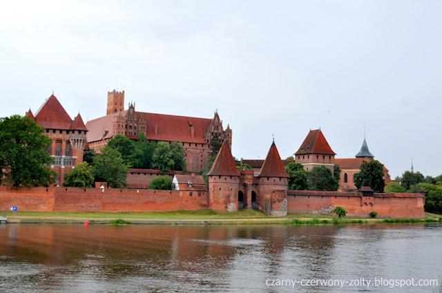 Malbork- z wizytą w największym zamku świata.