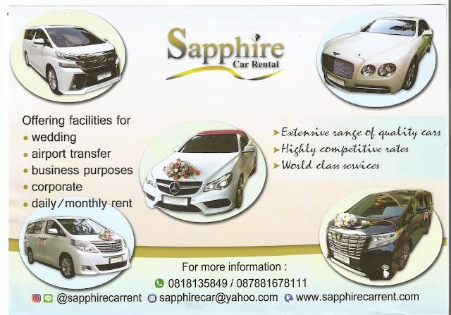 Sapphire Car Rental