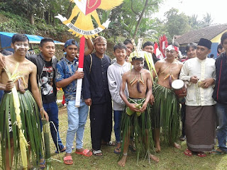 17 Agustus 2017 Di Desa Cikupa
