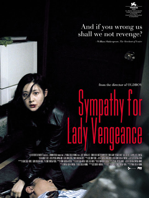Sinopsis Sympathy for Lady Vengeance (2005) - Film Korea