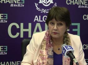كل ما قالته وزيرة التربية اليوم في برنامج ضيف التحرير