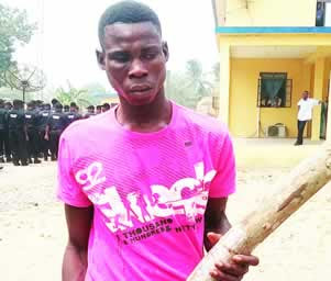Son Kills Father Over Quarrel With Mother (Pictured)
