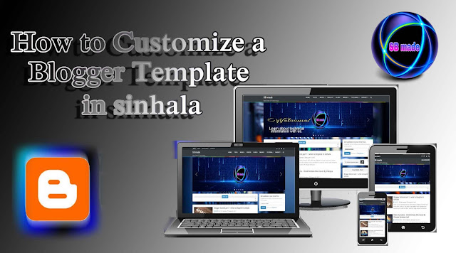 Customize a  Blogger Template