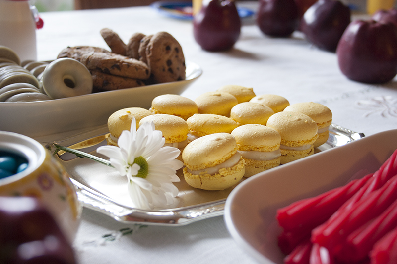 Decorar en familia: Merienda de cumpleaños temática Blancanieves6