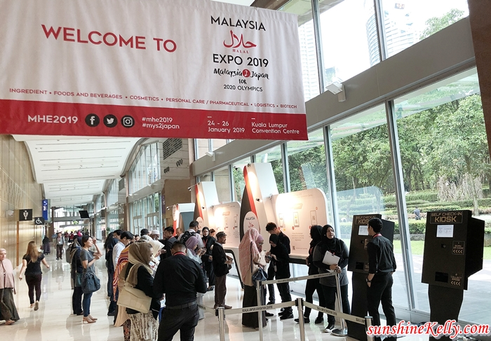 SME Corporation Malaysia - Malaysia Halal Expo 2019 themed