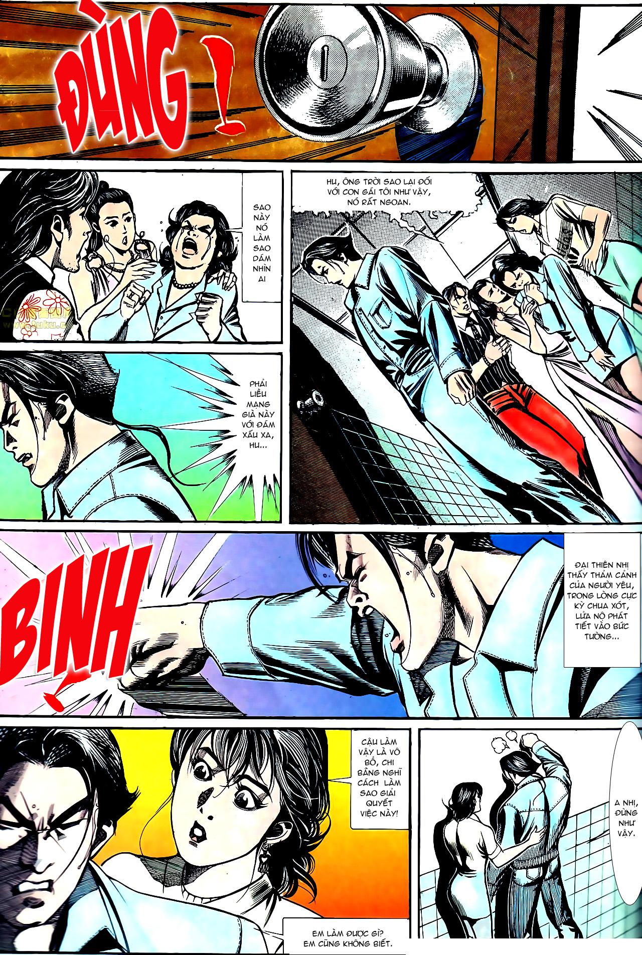 Người Trong Giang Hồ chapter 147: vĩnh biệt kk trang 4