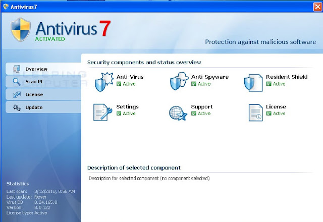 Antivirus 7 Removal - How to Remove Antivirus 7 the Easy Way