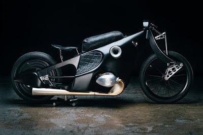 "Henne BMW ""Landspeeder"" by Revival Cycles"
