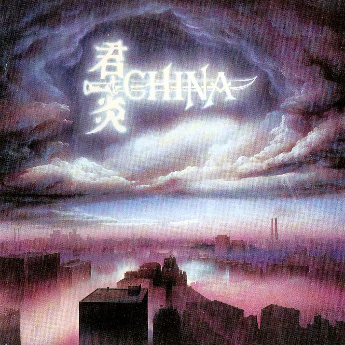 China Sign in the sky 1989 aor melodic rock music blogspot albums