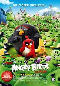 Angry Birds Movie (2016) 720p Hindi - English Movie Download 1.2GB HDRip