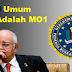NAMA NAJIB RAZAK DISEBUT SECARA RASMI sebagai #MalaysianOfficial1