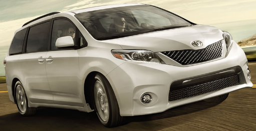Toyota Sienna 2017 Specifications