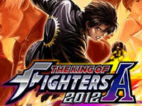 Download Game THE KING OF FIGHTERS-A 2012 v1.0.1 APK + DATA
