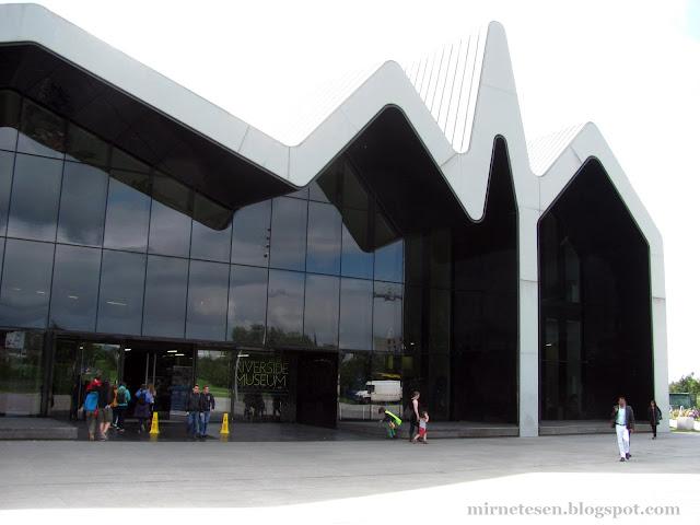 Музей транспорта Риверсайд, Глазго