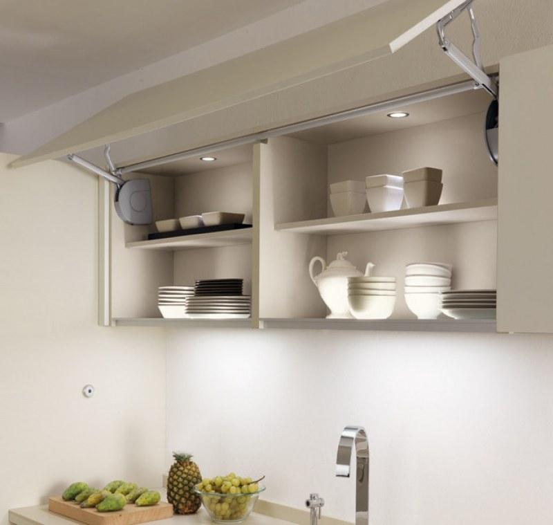 La iluminación integrada en la cocina - Cocinas con estilo