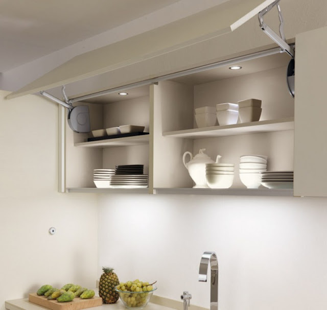 La iluminaci n integrada en la cocina cocinas con estilo - Iluminacion en cocinas ...