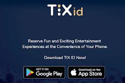 Cara Daftar dan Beli Tiket di TIX ID