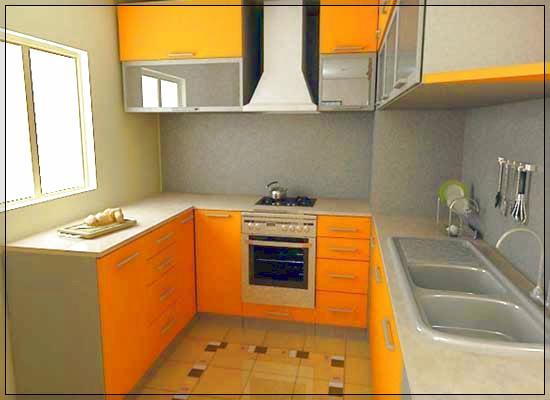 Desain Dapur Minimalis Rumah Type 36 Yang Unik Dan Menarik Rumahku