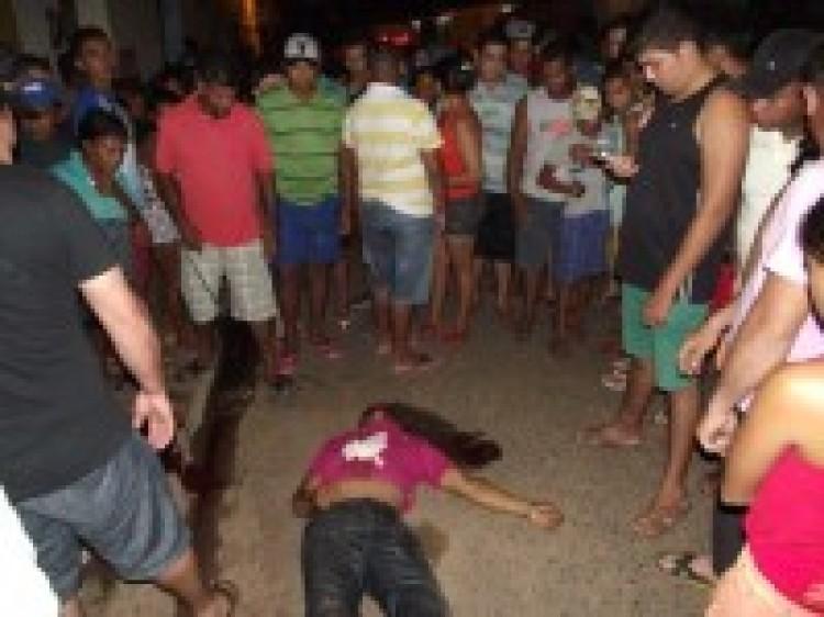 Policia ainda não desvendou assassinato ocorrido na noite da última terça-feira no centro comercial da cidade de Esperantina