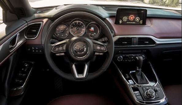 2020 Mazda RX-7 interior