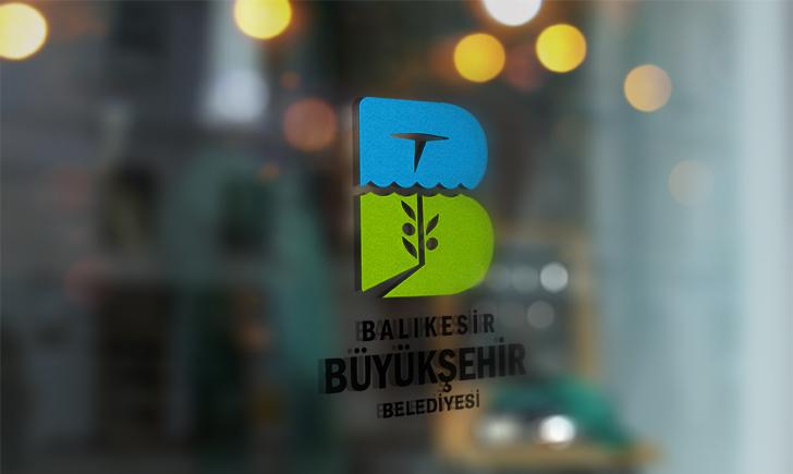 Balıkesir Büyükşehir Belediyesi Vektörel Logosu