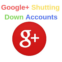Google Plus Shutting Down Accounts On April 2, 2019